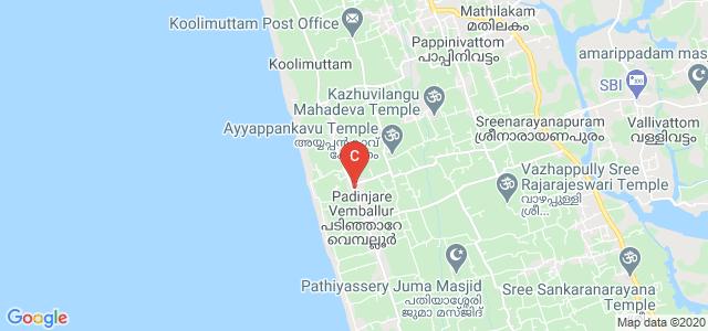 MES Asmabi College, Padinjare Vemballur, Thrissur, Kerala, India