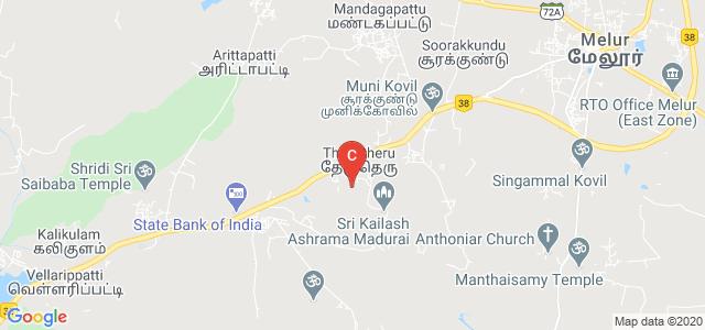 Vaigai College of Engineering, Madurai, Tamil Nadu, India