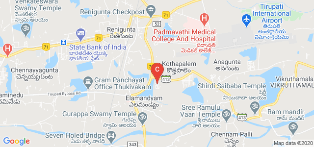Yogananda Institute of Technology and Science, Mohan Reddy Nagar, Tirupati, Andhra Pradesh, India