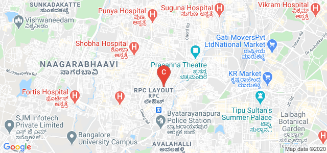 St. John's College Of Pharmacy, 2nd Main Road, Hampi Nagar, Hosahalli Extension, Vijayanagar, Bangalore, Karnataka, India