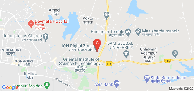 Trinity Institute Of Technology & Research, Kokta Bypass Road, Near Hindustan Petrol Pump, Patel Nagar, Bhopal, Madhya Pradesh, India