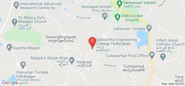 Sphoorthy Engineering College Hyderabad, Jai Suryapatnam, Hyderabad, Telangana, India