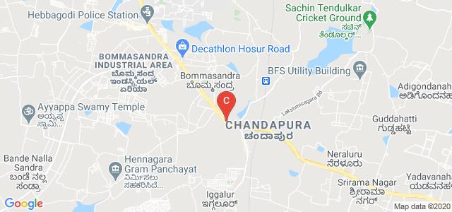 Sri Sairam College of Engineering, Bengaluru, Bangalore Urban, Karnataka, India