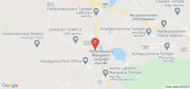 Seshachala Institute of Technology, National Highway 205, Utharapukhandriga, Andhra Pradesh, India