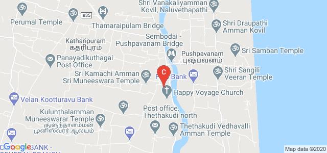 Sembodai Rukmani Varatharajan Engineering College, Sembodai, Nagapattinam, Tamil Nadu, India