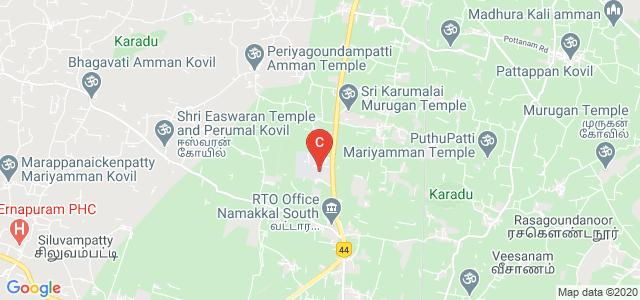 Selvam College of Technology, Ponnusamy Nagar, Namakkal, Tamil Nadu, India