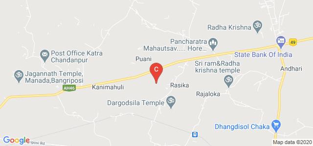 Seemanta Engineering College, Kandalia, Mayurbhanj, Odisha, India