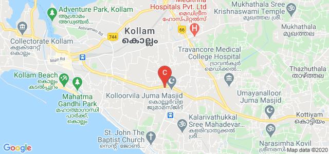 Pallimukku, Kollam, Kerala, India