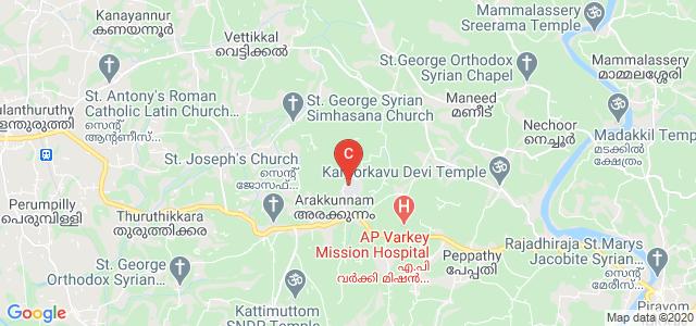 Toc H Institute of Science and Technology, Arakkunnam, Ernakulam, Kerala, India