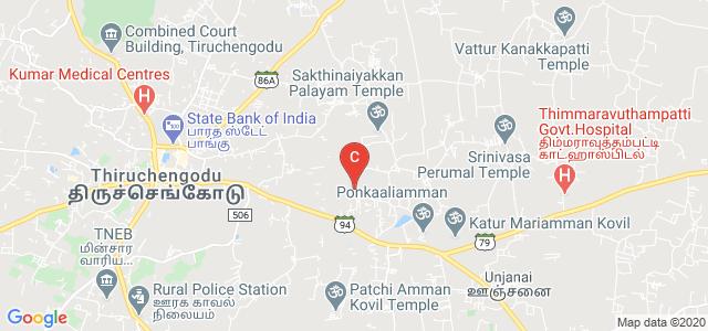 Sengunthar Engineering College, Kumaramangalam Road, Tiruchengode, Tamil Nadu, India