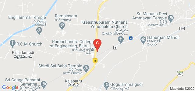 RAMACHANDHRA COLLEGE OF ENGINEERING, ELURU, Vatluru, Andhra Pradesh, India