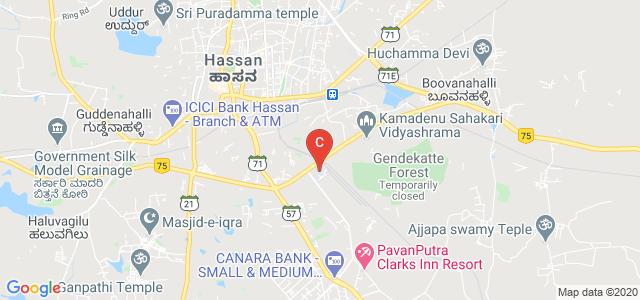 Rajeev Institute of Technology, Hassan, Karnataka, India
