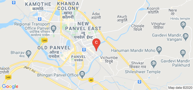 Pillai College of Engineering, New Panvel, Triveni Society, Sector 16, New Panvel East, Panvel, Navi Mumbai, Maharashtra, India