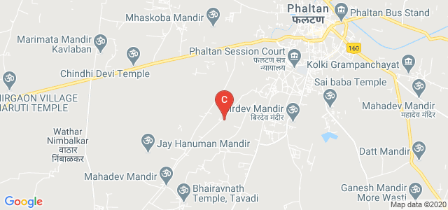 Phaltan Education Society's College of Engineering Phaltan, Phaltan, Maharashtra, India