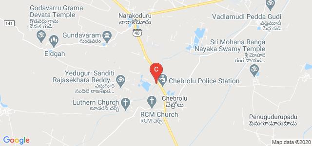 Chebrolu Engineering College Road, Guntur, Andhra Pradesh, India