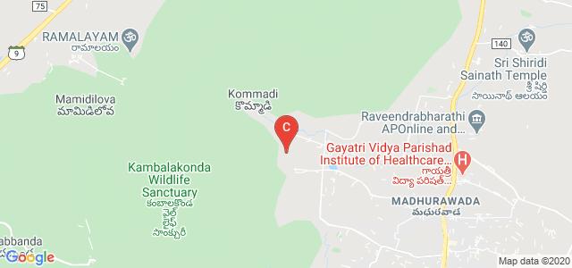 Chaitanya Engineering College, Kommadi Rd, Chaitanya Valley, Madhurawada, Visakhapatnam, Andhra Pradesh, India
