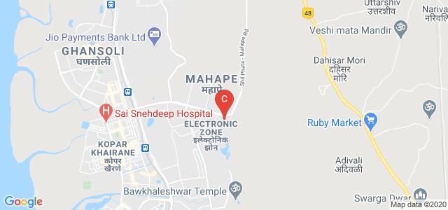 L&T Institute Of Technology-LTIT, Electronic Zone, MIDC Industrial Area, Mahape, Navi Mumbai, Maharashtra, India