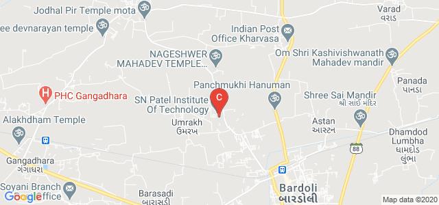 Bhulabhai Vanmalibhai Patel Institute Of Technology, Baben, Surat, Gujarat, India