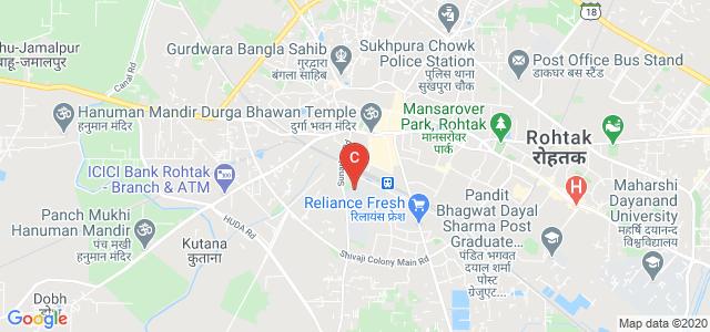 Vaish Technical Institute, Rohtak - Sonipat Rd, Tilak Nagar, Sector 3 (P), Rohtak, Haryana, India