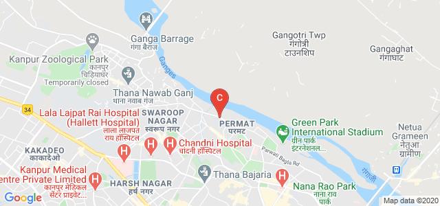 VIP Rd, Suther Ganj, Permat, Kanpur, Uttar Pradesh 208001, India