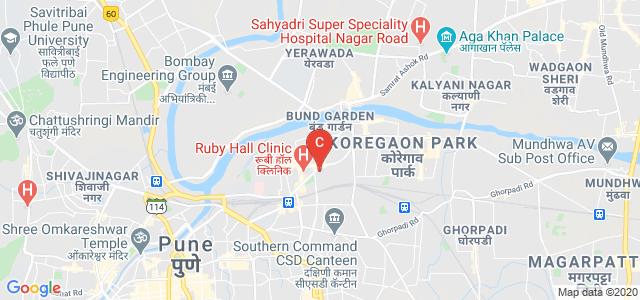 Cusrow Wadia Institute Of Technology, Bund Garden Road, Sangamvadi, Pune, Maharashtra, India