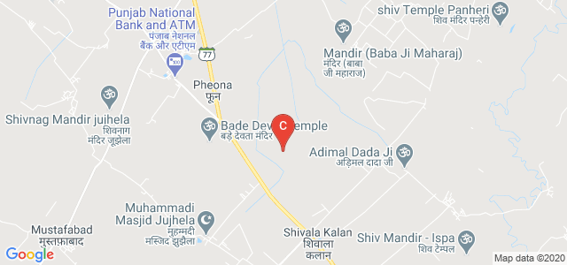 MDS Girls College of Education, Noorpur - Amroha Road, Khanpur Raidas, Bijnor, Uttar Pradesh, India