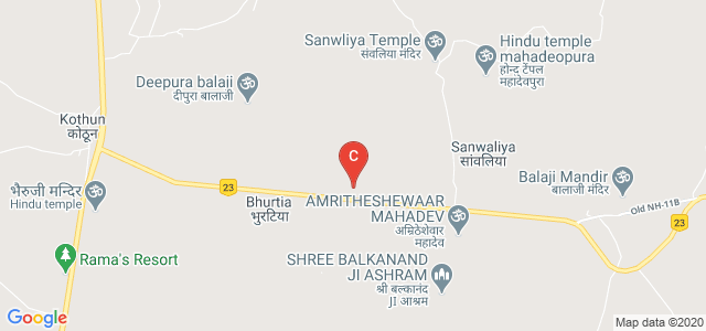 Asian Institute of Technology, National Highway 11A, Bhurtia, Rajasthan, India