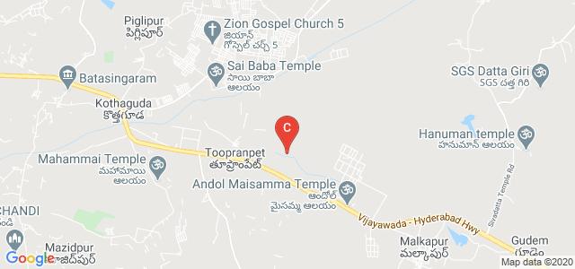 Ashoka Institute Of Engineering And Technology, Unnamed Road, Nalgonda, Telangana, India
