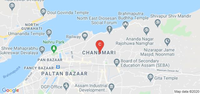 Assam Engineering Institute Play Ground, Bamunimaidam, Guwahati, Assam, India