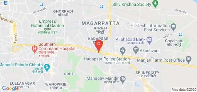 Institute Of Technology, Solapur Road, Magarpatta, Hadapsar, Pune, Maharashtra, India