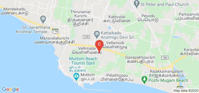 Udaya School Of Engineering, Vellamodi, Kanyakumari, Tamil Nadu, India