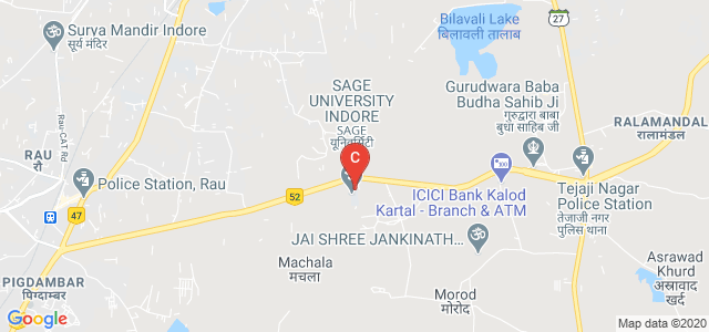 Sagar Institute Of Research And Technology, Mirjapur, Indore, Madhya Pradesh, India