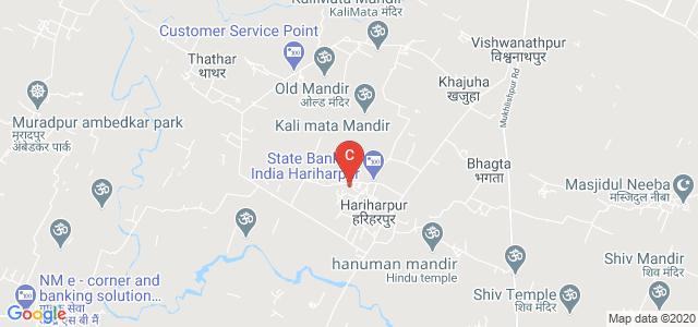 MAHAMAYA GOVERNMENT POLYTECHNIC OF INFORMATION TECHNOLOGY GORAKHPUR, Gandhi Nagar, Hariharpur, Uttar Pradesh, India