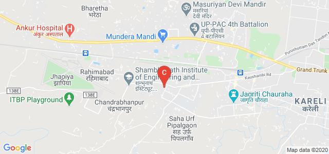 Shambhunath Institute of Engineering and Technology, Kabir Nagar, Devprayagam Colony, Jhalwa, Allahabad, Uttar Pradesh, India