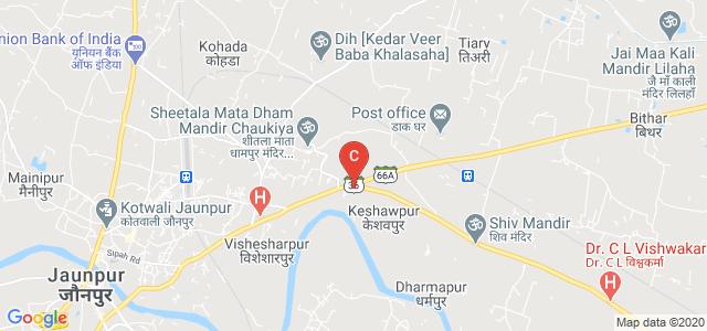 Prasad Institute of Technology, Azamgarh - Jaunpur Road, Jaunpur, Uttar Pradesh, India