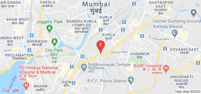 Padmabhushan VasantDada Patil Pratishthan's College of Engineering, Rahul Nagar, Everard Nagar, Chembur East, Mumbai, Maharashtra, India