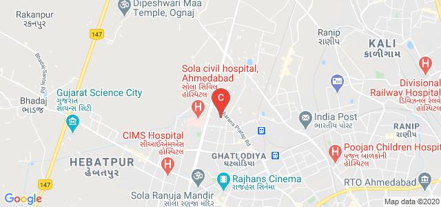 RC Technical Institute, Vishwas City 1, Sola, Ahmedabad, Gujarat, India