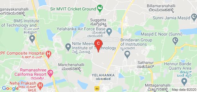 BSF Institute of Technology, BSF Campus, Yelahanka Airforce Base, Bangalore, Karnataka, India