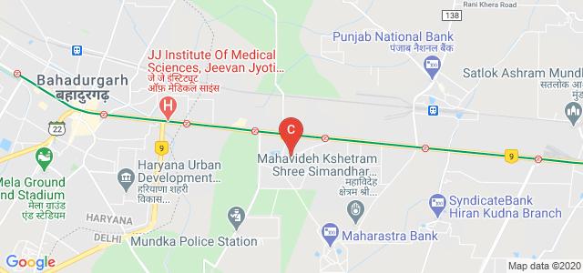 Baba Haridass College of Pharmacy & Technology, High School, Jharoda Kalan, Delhi, India