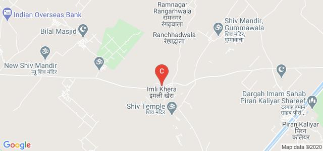 Phonics Group Of Institution, Haridwar Rd, Roorkee, Uttarakhand, India