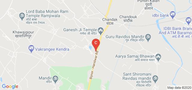 R. P. S. Mahavidyalaya, Chandak, Uttar Pradesh, India