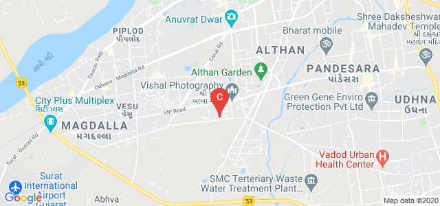 Bhagwan Mahavir College Of Engineering And Technology, VIP Road, Vesu, Surat, Gujarat, India