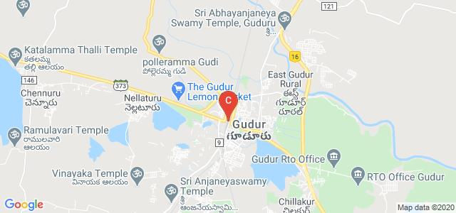Gudur Junction, Foot Over Bridge, Narsingharao Pet, Gudur, Andhra Pradesh, India