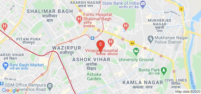 Satyawati College, Phase 3, Ashok Vihar III, Ashok Vihar, New Delhi, Delhi, India