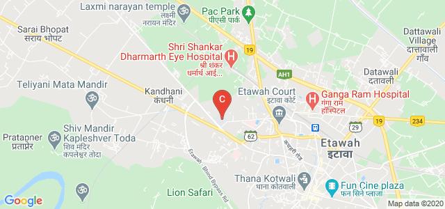 Baba Saheb Dr. Bhimrao Ambedkar College of Agricultural Engineering and Technology, Udi - Agra Rd, Motijheel, Shiva Colony, Etawah, Uttar Pradesh, India
