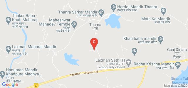 P K University, Karera, Shivpuri, Madhya Pradesh, India
