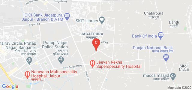 Gyan Vihar School of Pharmacy, Gyan Vihar Marg, Mahal, Jagatpura, Jaipur, Rajasthan, India