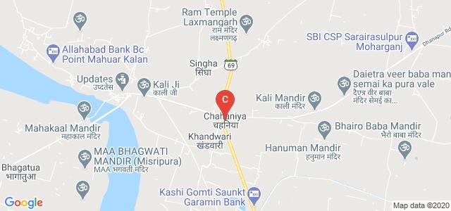 LALLAN R. TIWARI B.ED COLLEGE & LTRTT BTC COLLEGE, Maroofpur, Chahaniya, Chandauli, Uttar Pradesh, India