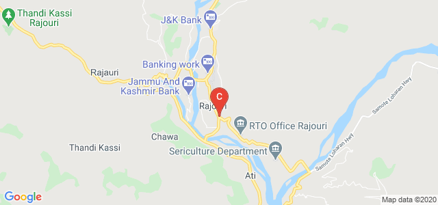 Panja Bus Stop, Gujjar Nagar, Rajouri