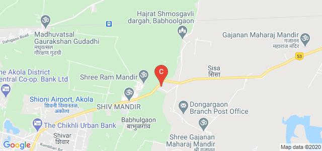 College of Engineering & Technology, Akola, Akola, Maharashtra, India
